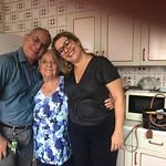 Nossa diretoria visitou a primeira moradora do Nosso Lar, dona Silvia, um momento de muitas emoções. Em breve mais relatos dessa história emocionante.