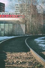 tracks (annapolis_rose) Tags: vancouver strathcona unionstreet traintracks rail