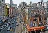 Busy (Tobymeg) Tags: new york city china town dragan effect panasonic dmctz10