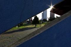 Fenda (veriparize) Tags: cidade city trees nature natureza bluesky sky praça praçabarãodoriobranco reflexo reflection colors prédios cars sun sunset canon canont5 veridianeparize