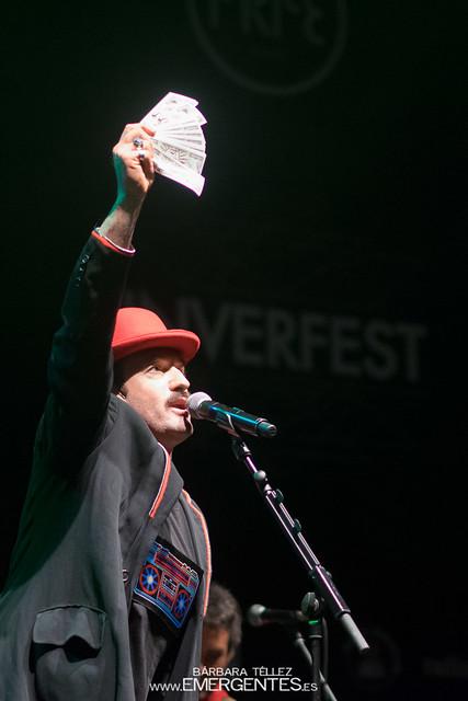 Alex O'Dougherty y La Bizarrería - Circo Price, Inverfest (23)-1