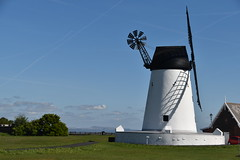Windmill at St. Annes. Lytham. (Manoo Mistry) Tags: nikon nikond5500 tamron tamron18270mmzoomlens stannes lytham lancashire englanduk seaside windmill flicker flickr
