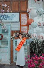 Giang 8 (Lê Đình Tuấn) Tags: áo dài ao dai chân dung portraiture ldt lđt photo