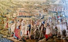 Sevilla Alcázar Wandteppich 1 (Teresa (be there...)) Tags: sevilla alcázar wandteppich spain tapestry