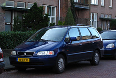 1999 Honda Shuttle 2.3i ES (rvandermaar) Tags: 1999 honda shuttle 23i hondashuttle sidecode5 zlfb75 oydssey hondaodyssey es rvdm