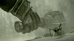 HAMMER TO FALL (Ninjerello) Tags: shadowofthecolossus sotc remake wallpapers bluepointgames wanderer agro colossus colossi photomode ps4 sonyjapanstudios bestscreenshot