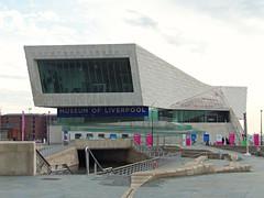 Museum of Liverpool, England (teresue) Tags: 2017 england uk greatbritain unitedkingdom merseyside liverpool museum museumofliverpool