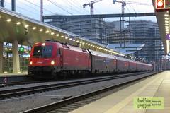 ÖBB 1216 228 Rail Cargo Carrier (taurus00806) Tags: öbb 1216 228 rail cargo carrier railjet 553 flughafen wien graz hbf
