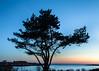 Land's End (Me in ME) Tags: baileyisland harpswell maine sunset dusk sundown landsend cascobay baileyislandbeach