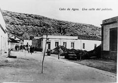 Cabo de Agua, una calle (Historia del Protectorado de España en Marruecos ) Tags: ceuta cabodeagua maroc marruecos morocco protectorado