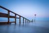 Calm (uk_dave) Tags: 6stopnd sunset tokina1116mmf28 groyne aldeburgh longexposure suffolk sea wexmondays
