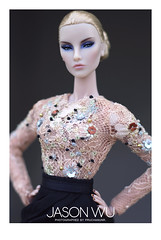 Fashion Royalty . Elyse Jolie . Jason Wu (PruchanunR.) Tags: bergdorfgoodman elyse jolie doll jason wu fashion royalty