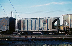 CB&Q Class HC-1C 181946 (Chuck Zeiler) Tags: cbq class hc1c 181946 burlington railroad covered hopper freigh car cicero train chuckzeiler chz