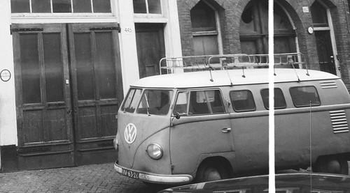 """NV-63-26 Volkswagen Transporter bestelwagen 1955 • <a style=""""font-size:0.8em;"""" href=""""http://www.flickr.com/photos/33170035@N02/40458676852/"""" target=""""_blank"""">View on Flickr</a>"""