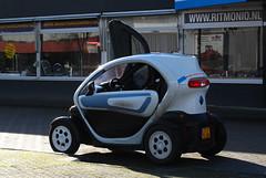 2014 Renault Twizy Z.E. (rvandermaar) Tags: 2014 renault twizy ze renaulttwizy sidecode8 7ttl83 rvdm