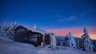 Winternacht...