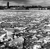 Icy Hudson River III _ bw (Joe Josephs: 3,166,284 views - thank you) Tags: hudsonriver landscape nyc newyorkcity travel travelphotography cold coldweather freezing ice icecovered iceflow icewatre river snow winter winterlandscape winterweather bw monochrome blackandwhite blackandwhitephotography