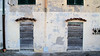 Number 37 (PAUL YORKE-DUNNE) Tags: alghero sardinia doors walls windows textures patterns peelingpaint