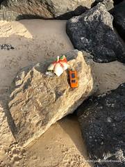 Beach fun... Palm Beach QLD photo©jadoretotravel (J'Adoretotravel) Tags: lifeisabeach beachlife queensland australia goldcoast jadoretotravel childsfun palmbeach forgottentoy beachfun 🚗 matchboxcar matchbox