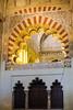Mesquita, Cordoba, Spain (Marian Pollock) Tags: europe spain architecture detail mesquita cordoba arch fresco mosque espana