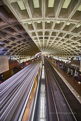 DC Subway (Valley Imagery) Tags: washingtondc dc train station metro
