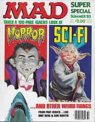 Mad Super Special Summer 1983 (Donald Deveau) Tags: mad magazine dracula jaws yoda sciencefiction horror