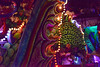 Riding Leviathan (BKHagar *Kim*) Tags: bkhagar mardigras neworleans nola parade float floats leviathan orpheus night outdoor crowd people beads street napoleon uptown 2017