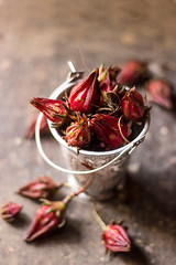 Roselle flowers... (Chandrima Sarkar) Tags: ingredients foodphotography foodstyling photography