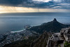 """""""A View To Die For"""" Cape Town, SA (cristiancoser) Tags: ocean travel landscape photography amazing breathtaking sunset city spectacular nikon explore flickr flickrtoday impressive"""
