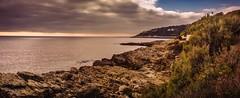 French riviera seascape (einaz80) Tags: saint jean cap ferrat saintjeancapferrat seascape sea mare mer french riviera cote dazur azur cotedazur nice fossettes promenade sentier litoral coastal nature