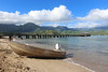 Hanalei Bay (russ david) Tags: hanalei bay kauai september 2016 pier ocean beach hawaii hi pacific ハワイ 風景