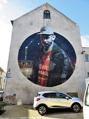 Sebastián Velasco / Oostende - 11 feb 2018 (Ferdinand 'Ferre' Feys) Tags: belgium belgique belgië streetart artdelarue graffitiart graffiti graff urbanart urbanarte arteurbano ferdinandfeys ostend oostende