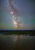 Issuk-Kul, Kyrgyzstan (Mike Reva) Tags: astronomy astrophoto astrophotography astro stars stargazing sky snow stillness starrynight samyang24 shore starry