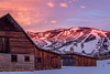 Ski Town USA (Pulver41) Tags: steamboatbarn morebarn steamboatsprings colorado steamboatresort barn mountain light sunset coloradosunset routtnationalforest yampavalley canon70d tokina1228