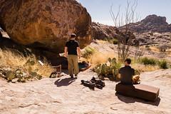 Hueco-100 (Brandon Keller) Tags: hueco rockclimbing texas travel