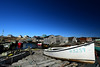 Peggy's Cove (Trevdog67) Tags: peggyscove fishingboats fishingvillage blue sky cloudless winter snowless february 2018 boat shacks novascotia canada picturesque quaint hoya polarizingfilter nikon d7500 sigma 1020mm