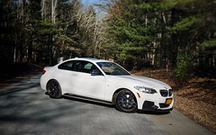 DSC08810 (Cars On My Way) Tags: bmw m240i new newyork ridgewood queens ny shotsby shotsbyniko