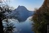 Le Lago di Lugano et le Monte San Salvatore, non loin de Gandria (Tessin) (25/12/2017 -11) (Cary Greisch) Tags: che carygreisch gandria lagodilugano sansalvatore scarigiöla sentierodellolivo switzerland ticino