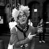 My show is here next (Gabriel Navarro Carretero) Tags: artista artist artisticintervention streetphoto streetphotography fotografíacallejera streetartist edinburgh edimburgo scotland escocia blancoynegro blackandwhite blackwhite bn bw pentax pentaxart fringe fringefestival