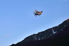 Biplanes - Wallowa County - Oregon (Electric Crayon) Tags: biplane pacificnorthwest oregon easternoregon wallowacounty usa unitedstates america vintage airplane electriccrayon patrickmcmanus