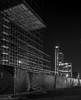 Katowice, Poland. (wojszyca) Tags: mamiya rz67 6x7 120 mediumformat 75mm shift fuji neopan acros 100 xtol stock epson v800 city urban night longexposure architecture construction highrise altus katowice ktw