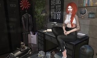 Dreams Take Work