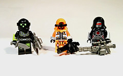 Yo Fant, (slight.of.brick) Tags: lego bounty hunter scifi sci fi mercenary yo dawg