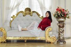 Anna (Hai PT) Tags: vietnam lamdong dalat storylove indoor portrait girl beauty young sonyalpha a7m2 fe55 trip travel