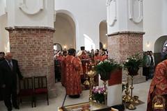 042. Престольный праздник в соборе г.Святогорска 30.09.2015