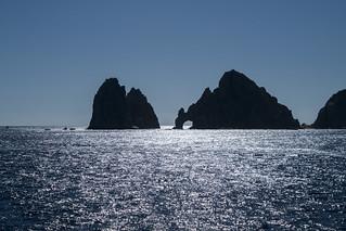 The Arc  Cabo San Lucas backlight