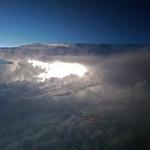 Lightning lighting up a Thunderstorm Cloud thumbnail