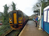 153333 & 153361 Falmouth Town (3) (Marky7890) Tags: gwr 153333 153361 class153 supersprinter 2f75 falmouthtown railway cornwall maritimeline train
