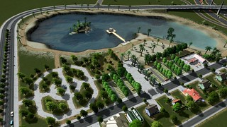 MANIPULATING WATER IN CITIES: SKYLINES
