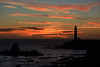 Dusk (Lee_the_Photog) Tags: pigeonpoint clouds silhouette coast